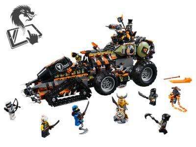 Ninjago Themenwelten Ofizieller Lego Shop De