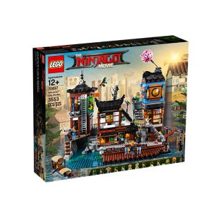 NINJAGO® City haven