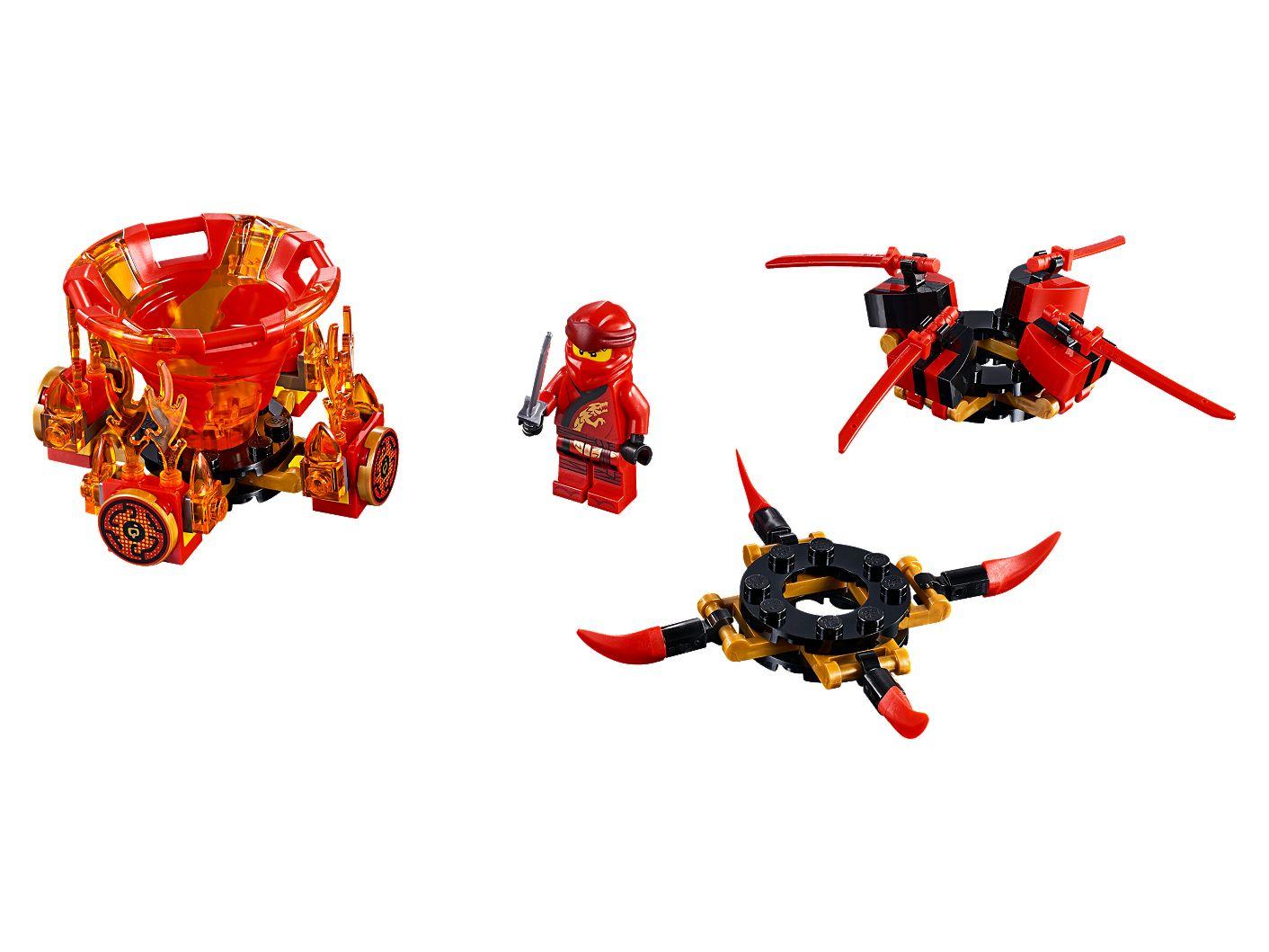 Spinjitzu Kai 70659 Ninjago Lego Shop
