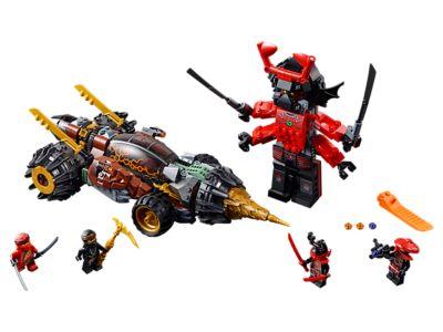 Coles Powerbohrer 70669 Ninjago Lego Shop