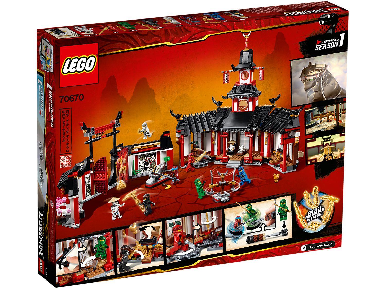 Cole Figur Minifig Ninja Spinjitzu Kloster 70670 70669 LEGO Ninjago Legacy