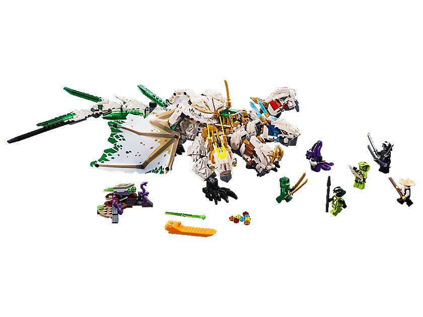 The Ultra Dragon