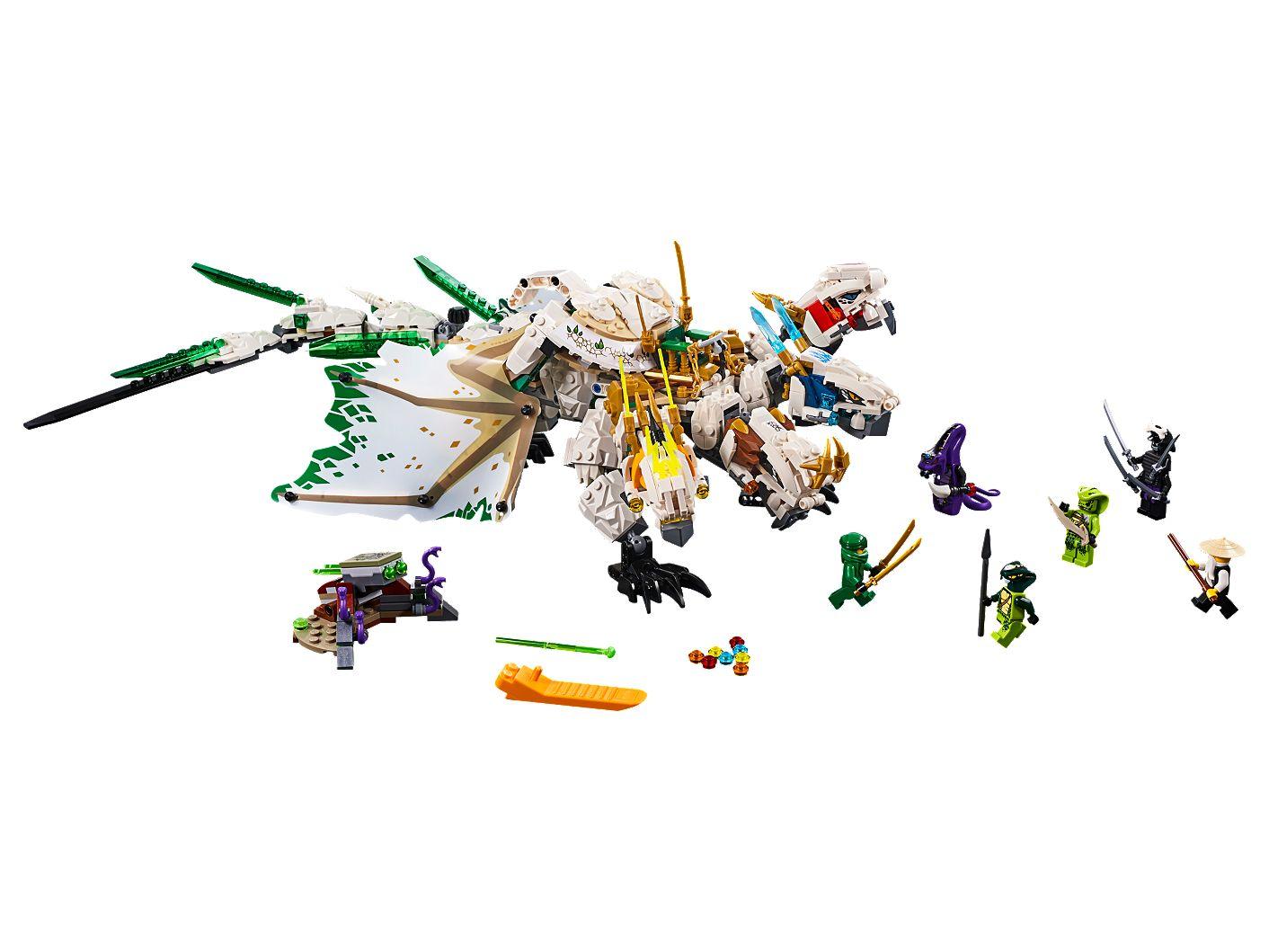 Lego Ninjago Dragon The Ultra Drago...