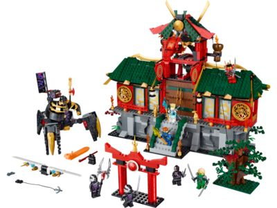Explore product details and fan reviews for buildable toy Battle for Ninjago City 70728 from Ninjago. Buy today with The Official LEGO® Shop Guarantee.