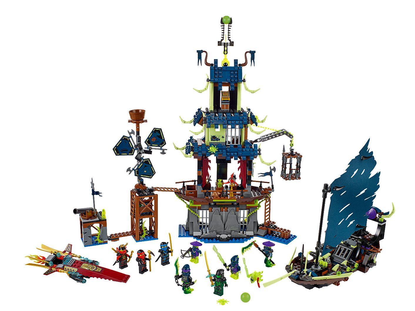 City of Stiix - 70732   NINJAGO®   LEGO Shop
