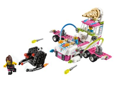 Explore product details and fan reviews for buildable toy Ice Cream Machine 70804 from THE LEGO® MOVIE. Buy today with The Official LEGO® Shop Guarantee.