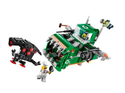 Explore product details and fan reviews for buildable toy Trash Chomper 70805 from THE LEGO® MOVIE. Buy today with The Official LEGO® Shop Guarantee.