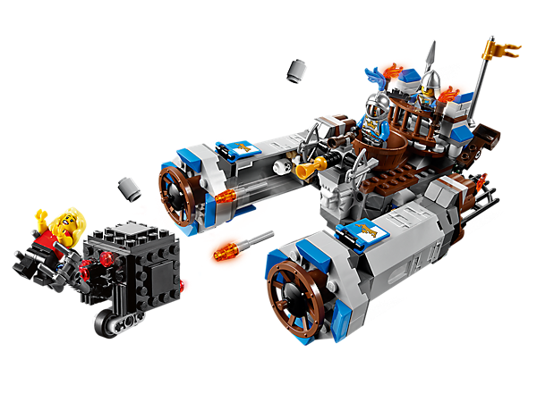 Explore product details and fan reviews for buildable toy Castle Cavalry 70806 from THE LEGO® MOVIE. Buy today with The Official LEGO® Shop Guarantee.