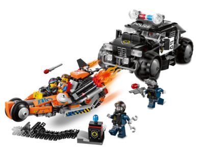 Explore product details and fan reviews for buildable toy Super Cycle Chase 70808 from THE LEGO® MOVIE. Buy today with The Official LEGO® Shop Guarantee.