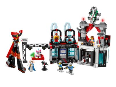 Lord Business' Evil Lair - 70809 | THE LEGO® MOVIE™ | LEGO Shop