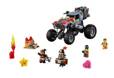 Emmet And Lucy S Escape Buggy