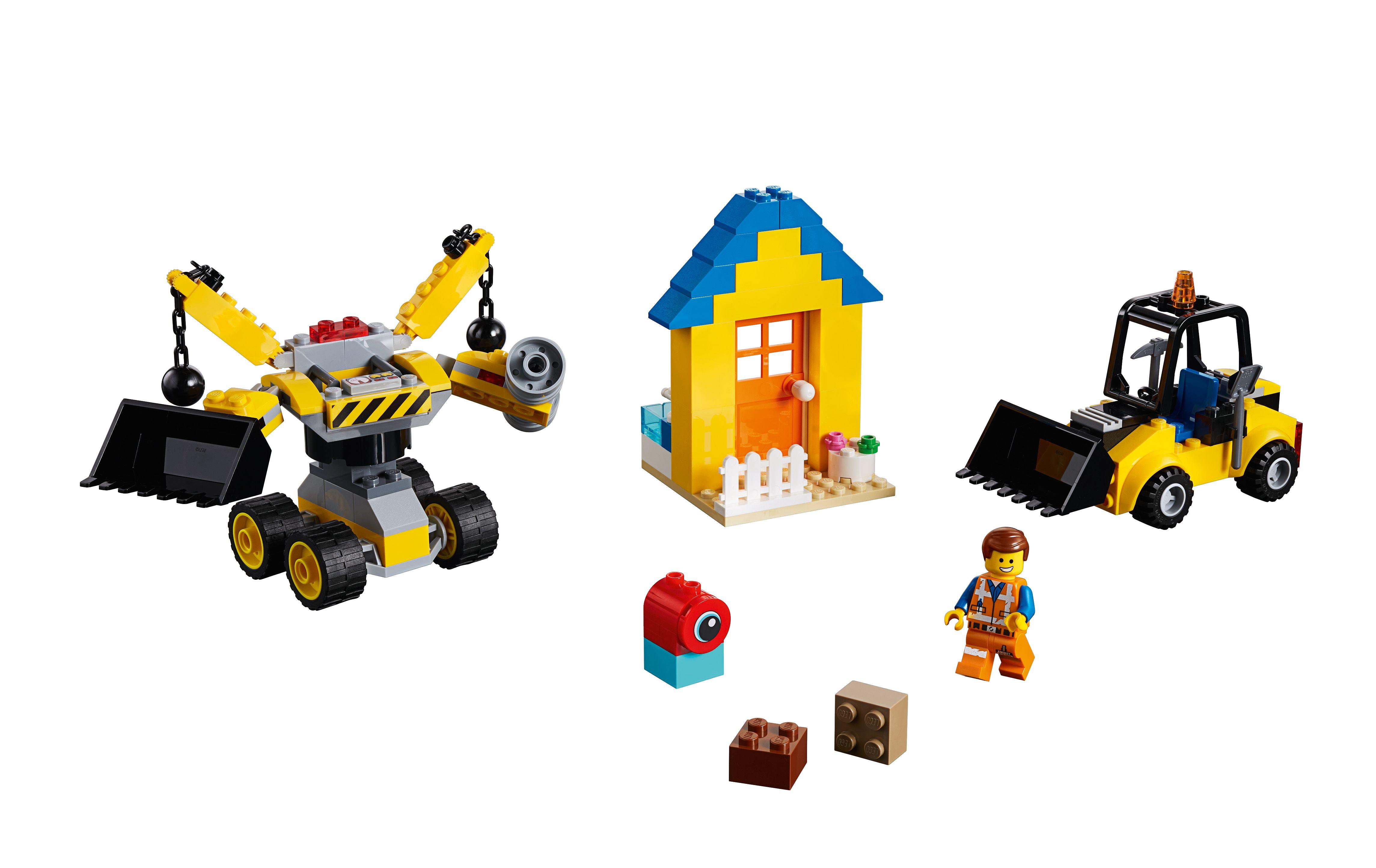 Emmets Builder Box 70832 The Lego Movie 2 Lego Shop