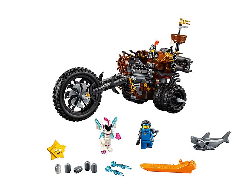 MetalBeard's Heavy Metal Motor Trike!