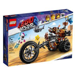 La moto métallique de Barbe de Métal !