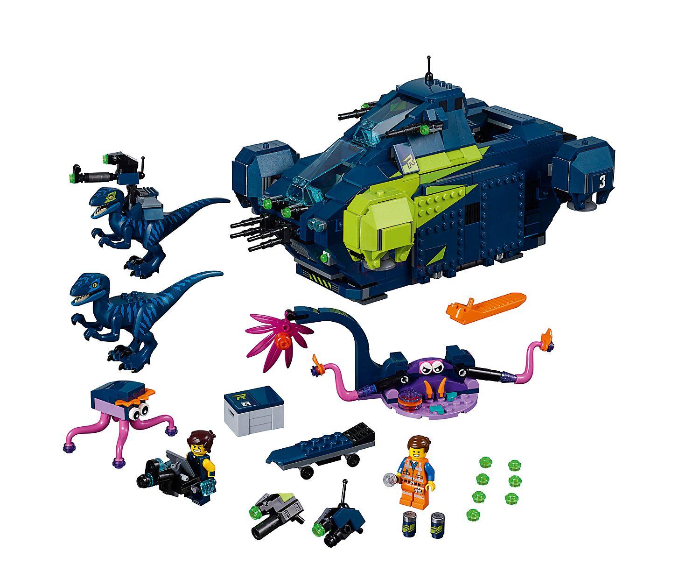 Rexplorer Rexa 70835 The Lego Movie 2 Lego Shop
