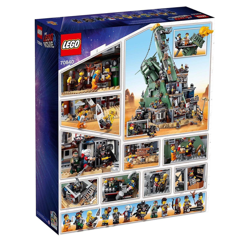 Witajcie W Apokalipsburgu 70840 The Lego Movie 2 Lego Shop