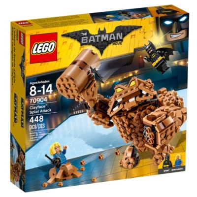 LEGO New Super Heroes Batman Mayor McCaskill Minifigure 70904