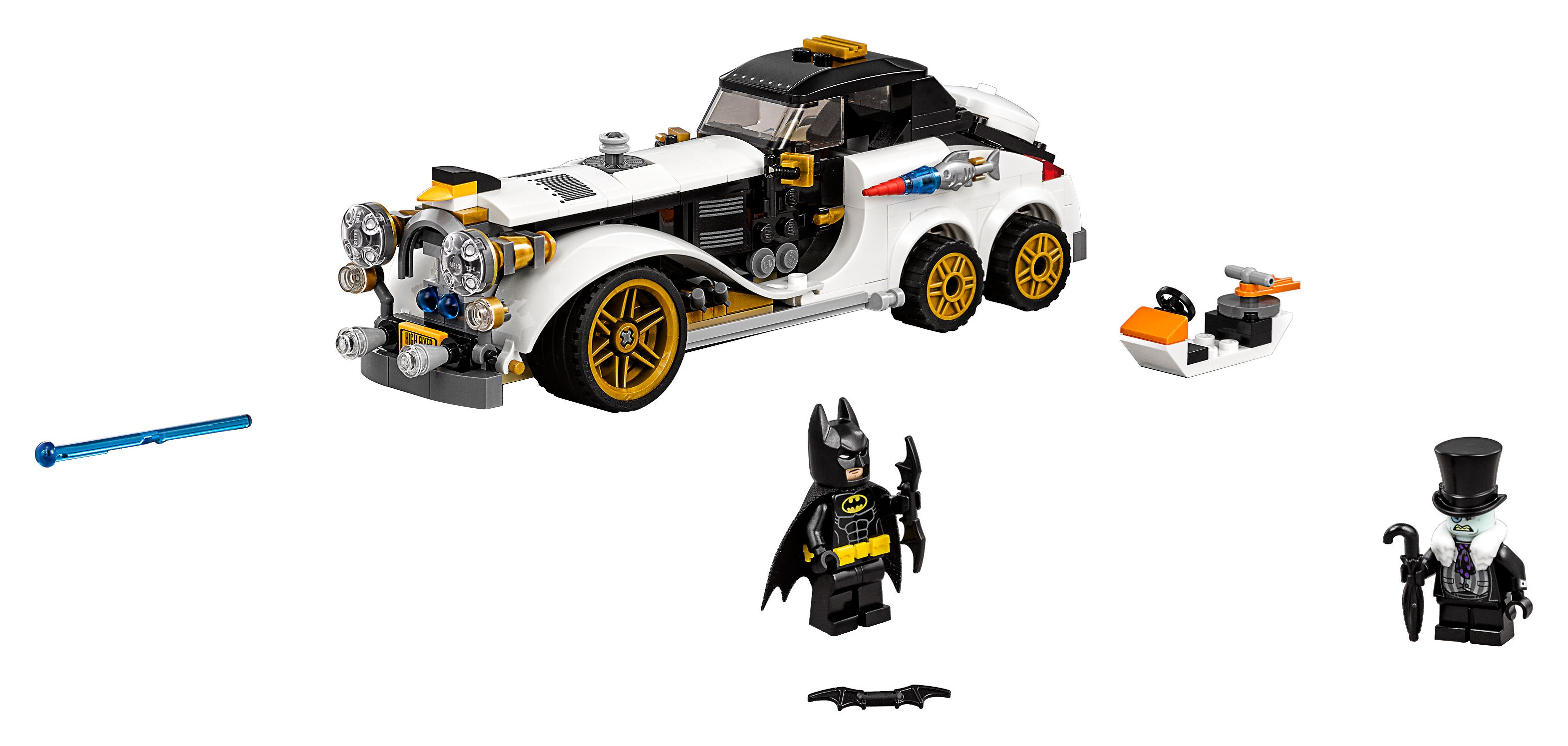 The Penguin™ Arctic Roller 70911 | THE LEGO® BATMAN MOVIE | Buy online at  the Official LEGO® Shop US