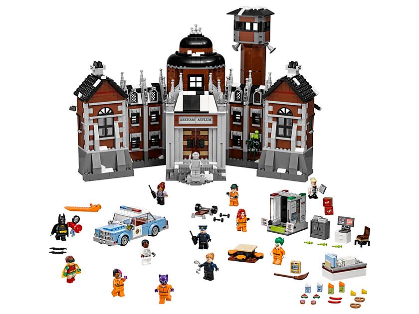 LEGO 70912 L asile d Arkham