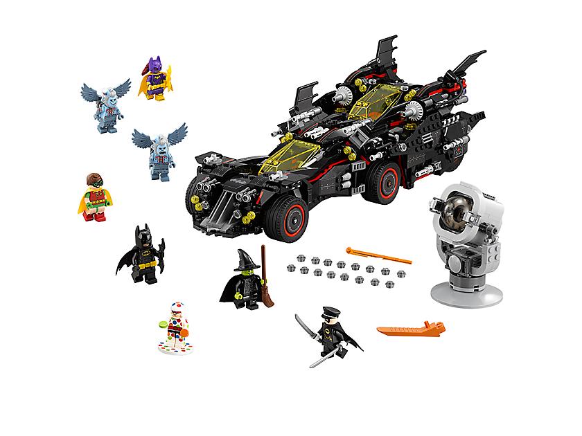 La Batmobile suprême