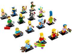 LEGO® Minifigures - The Simpsons™ Series