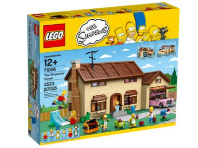 The Simpsons™ House 71006 | The Simpsons™ | Buy online at the Official  LEGO® Shop CA