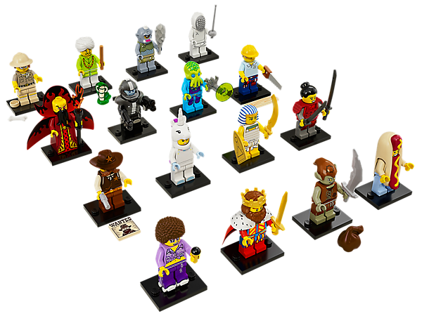 <p>Explore product details and fan reviews for LEGO® Minifigures, Series 13 71008 from LEGO® Minifigures. Buy today with The Official LEGO® Shop Guarantee. </p>