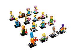 LEGO® Minifigures, The Simpsons™ Series 2