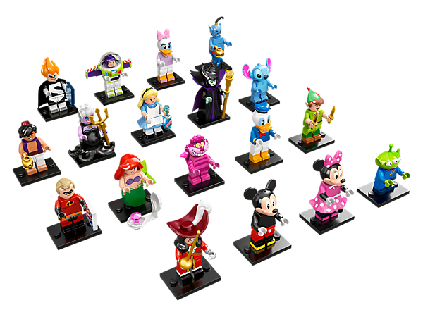 <p>Explore product details and fan reviews for Confidential Minifigures 2017 71012 from LEGO® Minifigures. Buy today with The Official LEGO® Shop Guarantee.<br /></p>
