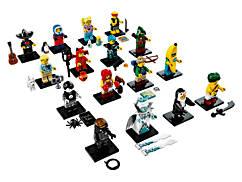 레고 미니피겨 시리즈 16
