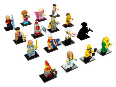 Series 17 - 71018 | Minifigures | LEGO Shop