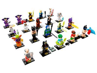 The Lego Batman Movie Series 2 71020 Minifigures Lego Shop