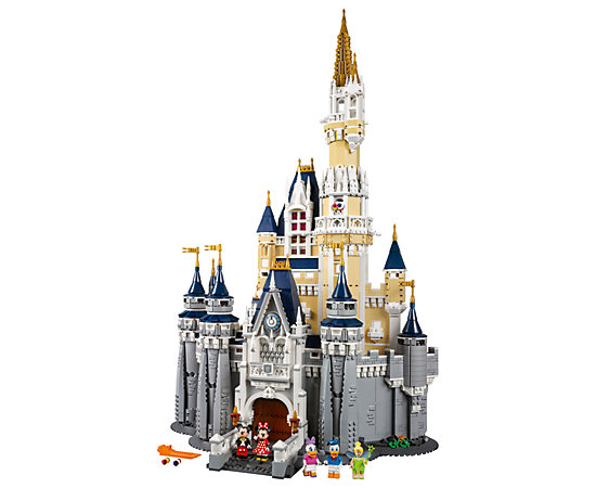 The Disney Castle - 71040 | Disney™ | LEGO Shop