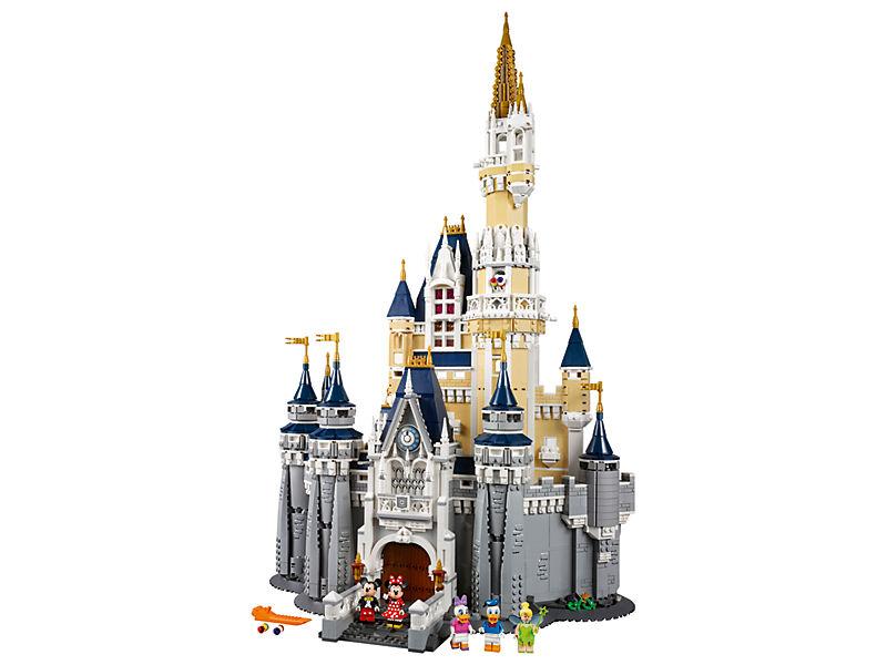 LEGO 71040 Le chateau Disney