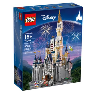 The Disney Castle 71040 | Disney™ | Buy online at the Official LEGO® Shop US