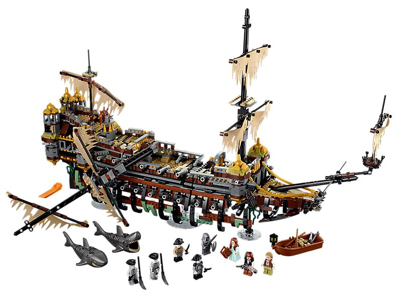 Cicha Maria 71042 Disney Lego Shop