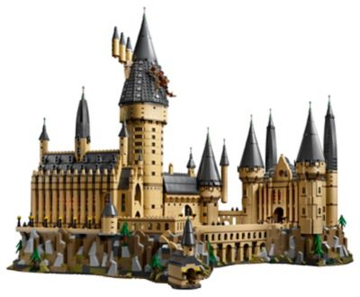 Zamek Hogwart 71043 Harry Potter Lego Shop