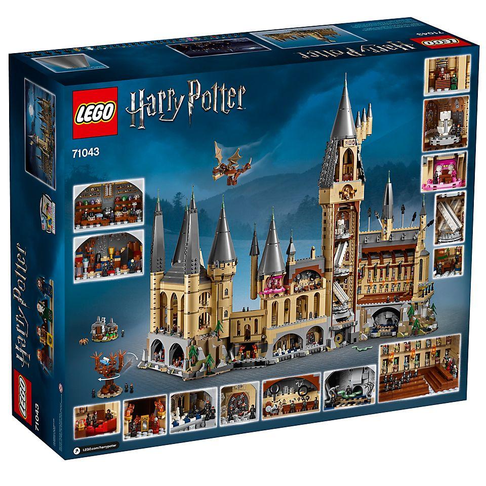 Hogwarts Castle 71043 Harry Potter Lego Shop