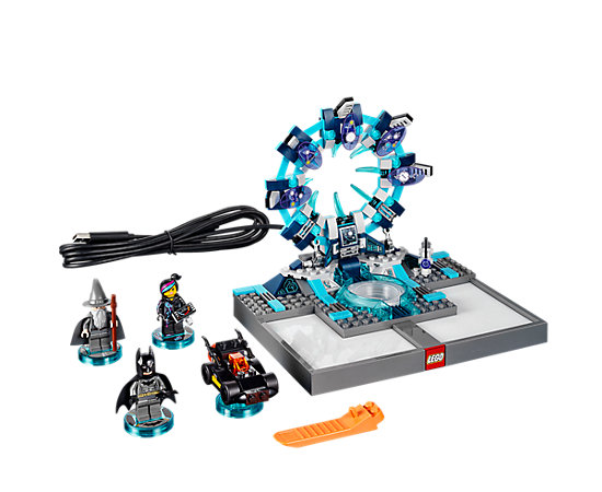 Starter Pack Xbox One™ - 71172 | DIMENSIONS™ | LEGO Shop