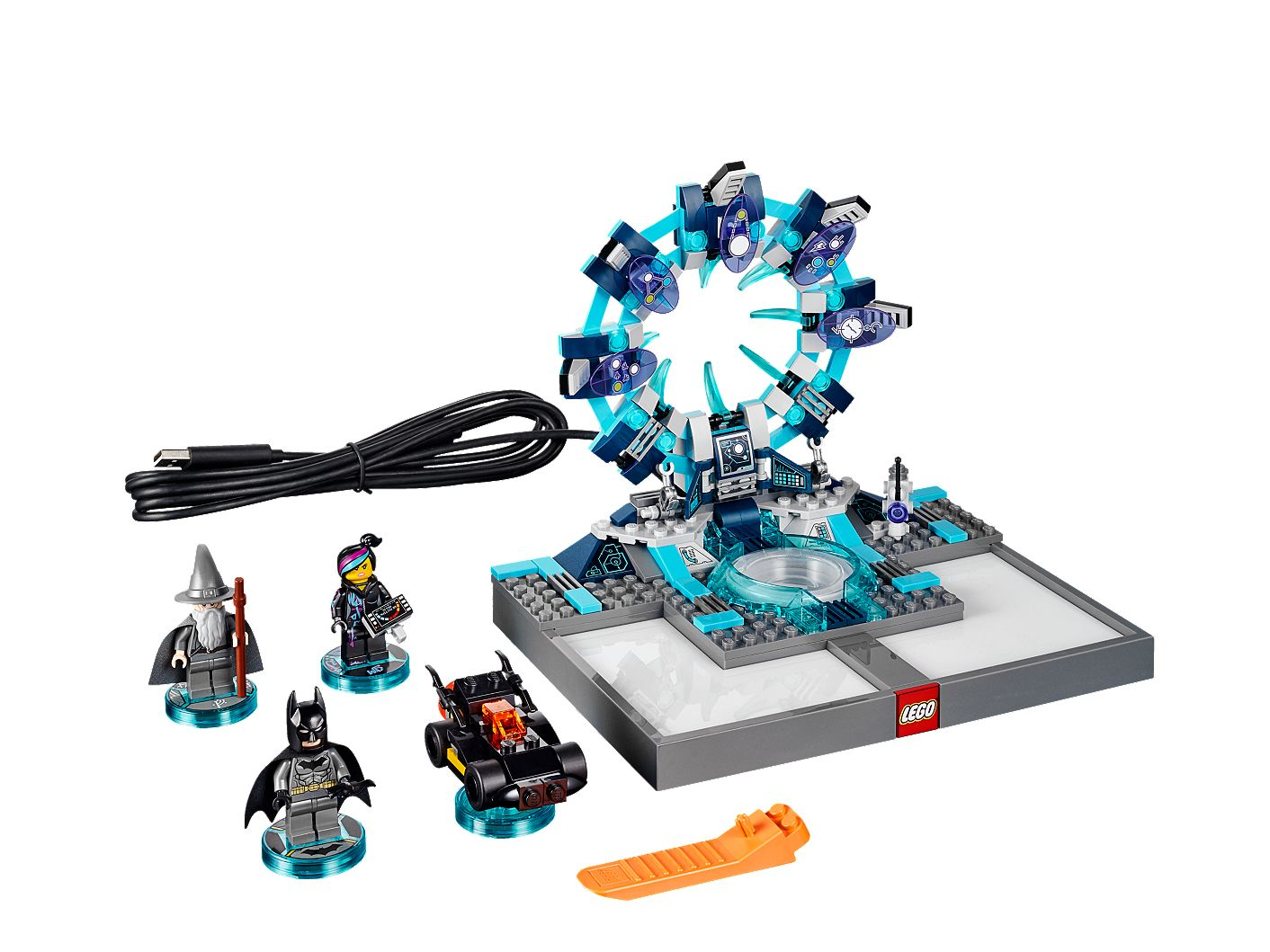 LEGO® DIMENSIONS™ Wii U™ Starter Pack 71174 | THE LEGO® MOVIE™ | Buy online  at the Official LEGO® Shop US