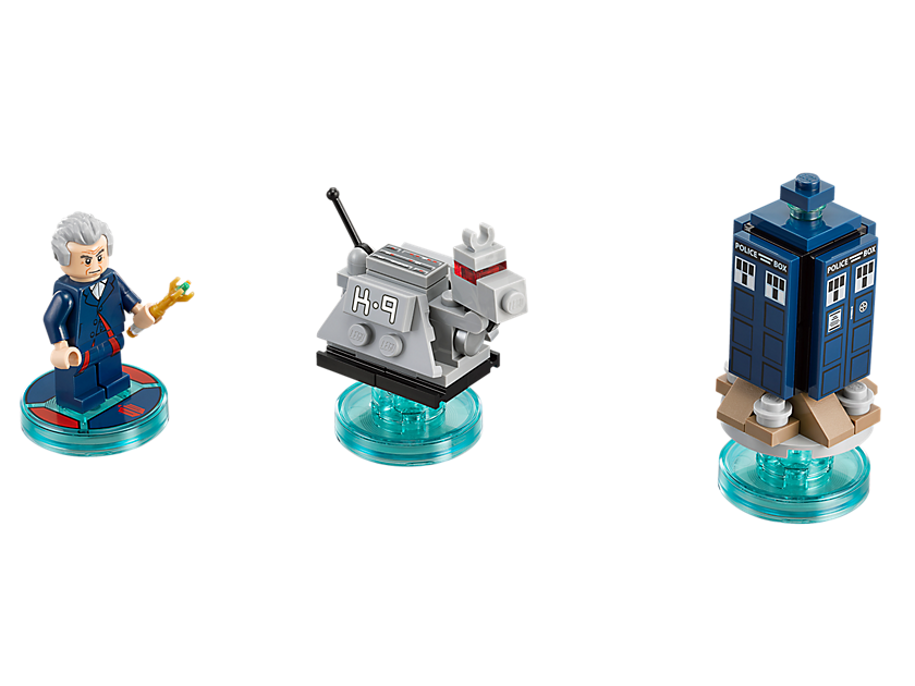 PAck Aventure Doctor Who