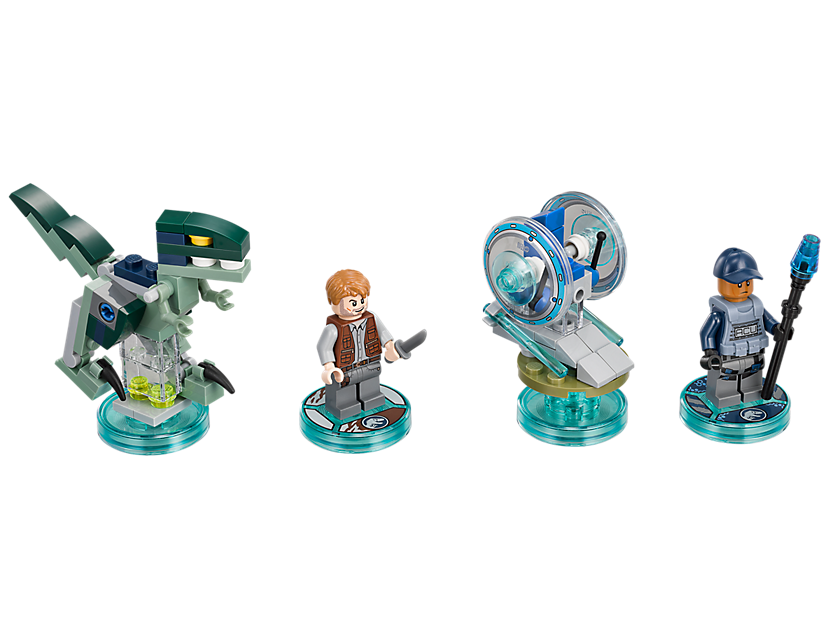 "Jurassic World"" Team Pack 6151184"