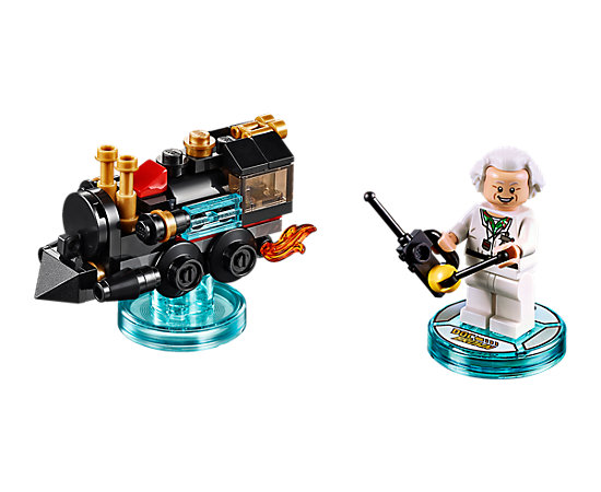 Doc Brown Fun Pack - 71230 | DIMENSIONS™ | LEGO Shop