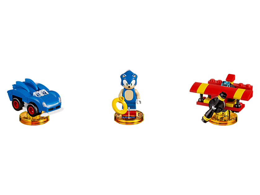 Pack Aventure Sonic the Hedgehog™