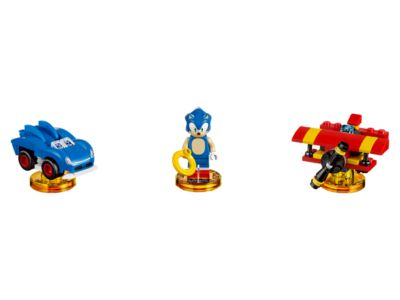 Sonic the Hedgehog™ Level Pack - 71244 | DIMENSIONS™ | LEGO Shop