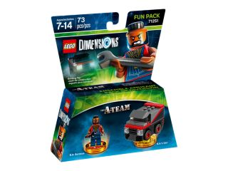 A-Team™ Fun Pack