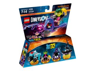 Teen Titans Go!™ Team Pack