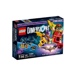 THE LEGO® BATMAN MOVIE Story-Pack