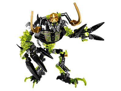 umarak the destroyer 71316 bionicle lego shop