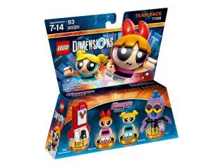 The Powerpuff Girls™ Team-Pack